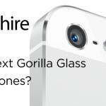 В iPhone 6 будет установлен сапфировый экран с солнечной батареей?