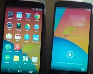 В Сети появился видеоролик работы LG G2 под управлением Android 4.4 KitKat