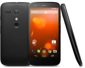Смартфон Moto G Google Play Edition будет работать на ОС Android 4.4 KitKat