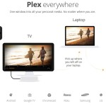 Plex сконцентрировала на сайте Plex.tv все свои мультимедийные сервисы