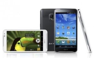 Pantech готовит смартфон Vega Iron 2 – конкурента Samsung Galaxy S5