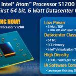 Intel создала первый 64-битный процессор Atom для платформы Android