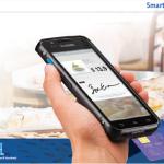 Защищенный смартфон BM180 умеет считывать кредитные карты
