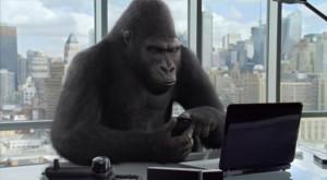Corning выпустит 3D Gorilla Glass для защиты экранов гаджетов