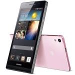 Huawei представила обновленный Ascend P6 S с минимальными улучшениями