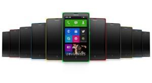 Nokia X – будущее название первого Android-смартфона финской компании?