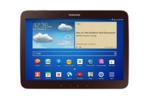 Студенческая редакция планшета Samsung Galaxy Tab 3 10.1 появится в апреле