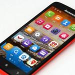 Lenovo приурочит выпуск смартфона A628T дню Святого Валентина