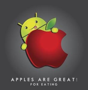 Стиви Возняк считает, что Apple может достичь успеха с телефоном на Android