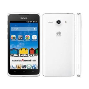 Huawei Ascend Y530 – недорогой смартфон на процессоре Qualcomm Snapdragon 200