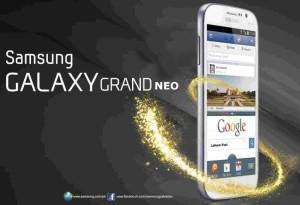Стоимость смартфона Samsung Galaxy Grand Neo не будет превышать 305 долларов