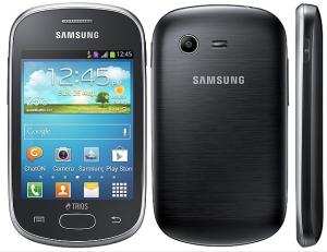 В Сети появился смартфон Samsung Galaxy Star Trios с поддержкой 3 SIM-карт