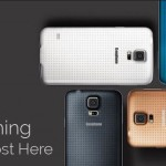 Samsung Galaxy S5 уже скопирован китайцами