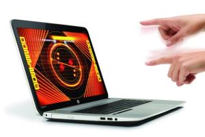 Выпущен первый ноутбук HP Envy 17 с возможностью удаленного управления руками