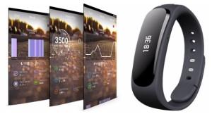 Представлен новый фитнес-браслет Huawei TalkBand B1