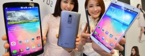 LG представила три смартфона линейки L Series III на Android 4.4 KitKat