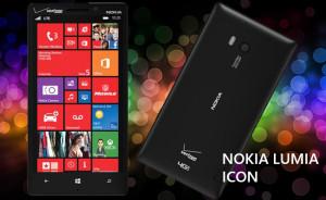 В США представлен смартфон Nokia Lumia Icon