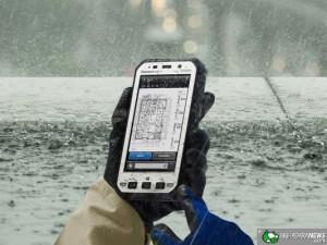 Panasonic представила на MWC 2014 сразу два защищенных смартфона Toughpad