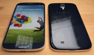 На выставке MWC 2014 показан смартфон Samsung Galaxy S5
