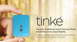 Гаджет Tinke поможет определить жизненные показатели человеческого тела