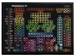 Создана гигантская клавиатура Shortcut-S для любителей Adobe Photoshop