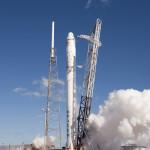 Частный космический аппарат Dragon пристыкуется к МКС в третий раз