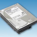 Toshiba вскоре представит новый HDD-диск на 5 терабайт