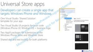 Обновленный SDK позволит создавать универсальные приложения для Windows и Windows Phone