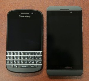 BlackBerry Windermere будет оснащен QWERTY-клавиатурой