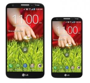 Смартфон LG G2 mini в апреле появится на мировых рынках