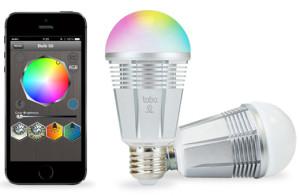 LG Smart LED Bulb - «умные» лампы, работающие в связки со смартфоном