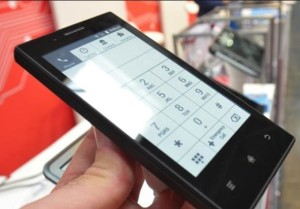Новый смартфон Onyx Midia InkPhone будет оснащен E Ink дисплеем