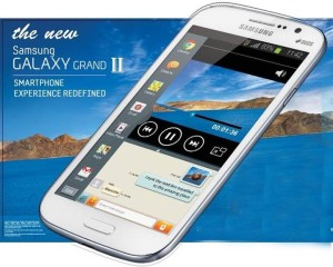 Смартфон Samsung Galaxy Grand 2 будет поддерживать LTE