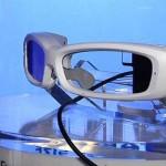 Sony показала разработчикам прототип очков SmartEyeglass