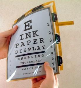 Электронная книга Amazon Kindle Paperwhite будет обладать гибким дисплеем?