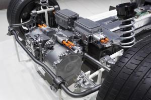 Дальность хода электромобиля сильно зависит от температуры воздуха