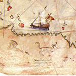 Загадочные карты Пири Рейса