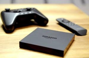 Телевизионная приставка Amazon Fire TV обеспечит подключение к популярным видеосервисам