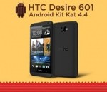 HTC Desire 601 получил Android 4.4 KitKat и Sense 5.5