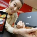 LG готовит парочку новых планшетов