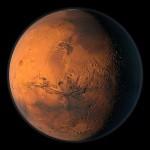 200000 лет назад на Марсе была жидкая вода
