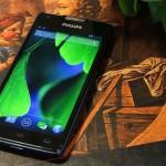 Новый смартфон Philips, который нужно заряжать раз в 2 месяца