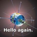 Космический аппарат NASA вышел на связь после 17 лет молчания