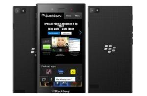 BlackBerry представит во вторник свою последнюю надежду – бюджетный смартфон Z3