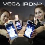 Pantech Vega Iron 2 представлен официально