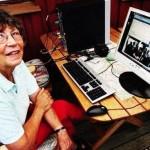 У 75-летней бабушки самый быстрый интернет в мире