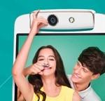 Oppo анонсировала смартфон N1 Mini с поворотной камерой