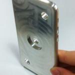 Алюминиевый макет iPhone 6 для производства чехлов