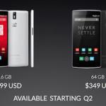 Вице-президент Oppo объяснил, почему смартфон OnePlus One стоит так дешево