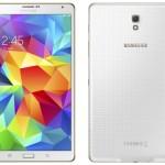 Samsung представила планшеты Galaxy Tab S с дисплеем Super AMOLED